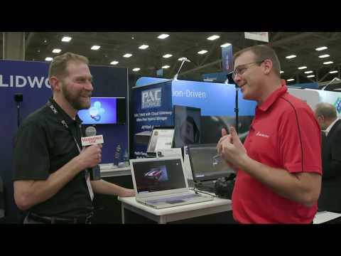 Partner Pavilion - BOXX Technologies na SOLIDWORKS World 2019