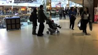 West Edmonton Mall Shoppers
