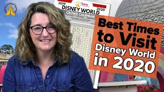 5 favorite times to visit Disney World in 2020
