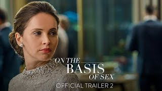 On the Basis of Sex (2018) Video