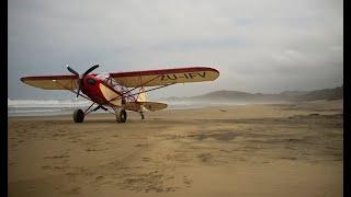 Bush flying safari in South Africa