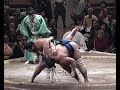 Download Video Sumo -Haru Basho 2019 Day 10, March 19th -Japanese