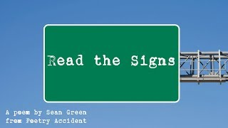Read the Signs