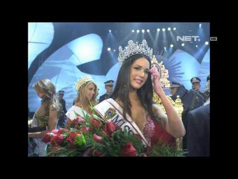 NET5 - Miss Venezuela tewas tertembak