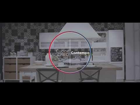Modello Contempo, CREO Kitchens | Store Guidonia Montecelio (RM) - Esposizione - LUBE CREO Store Guidonia (Roma)