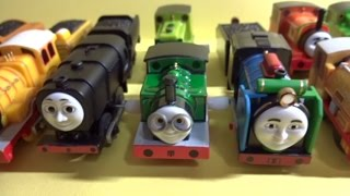 Tank Engines And Tender Engines Thomas And Friends Capsule Toys #001