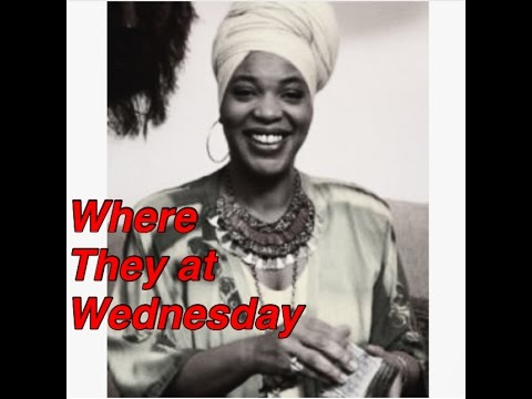 Where They At Wednesday - MS. CLEO