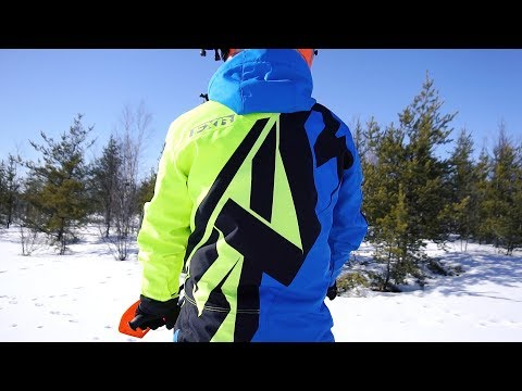 FXR CX Monosuit review