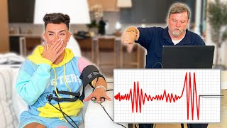 James Charles Takes a Lie Detector Test!