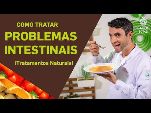 Como tratar problemas intestinais   Tratamentos Naturais   Saúde Total