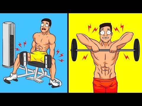 5 Exercises Guys Need To Avoid