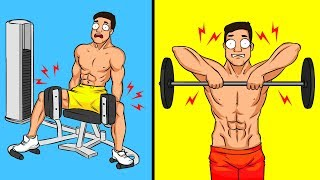 5 Exercises All Guys Need to Avoid