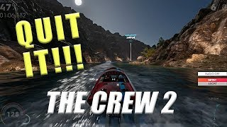 The Crew 2 Quit Button - How to quit