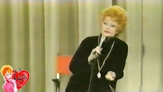 Lucille Ball - America Alive! 1978 [Interview] FULL Episode