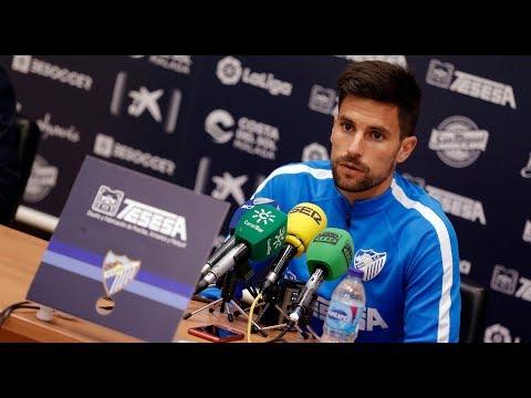 "Adrián, agradecido a Muñiz: ""Seguramente se ha sido injusto con él"""