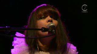 [HD] Bat For Lashes - Siren Song (Live Shepherds Bush Empire 2009)
