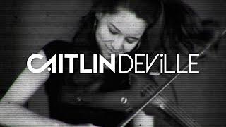 Bailando (Enrique Iglesias) - Electric Violin Cover   Caitlin De Ville