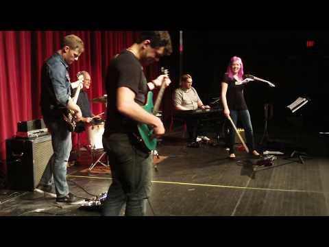 "Armadillo Tank performing Dixie Dreg's ""Odyssey"""