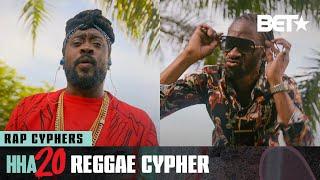 Beenie Man, Bounty Killa, Skip Marley & More Bring The Vibes With Reggae Cypher | Hip Hop Awards 20