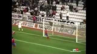 Albacete 3 - Numancia 1. Temp. 02/03. Jor. 24