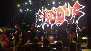 Exodus - The Toxic Waltz (Live @ London Music Hall 2017)