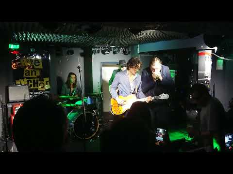 The Chinelli Brothers - Hope and Anchor 3 May 2018