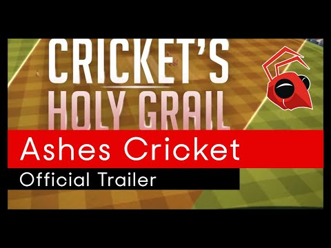 Ashes Cricket - First In-game Trailer! thumbnail