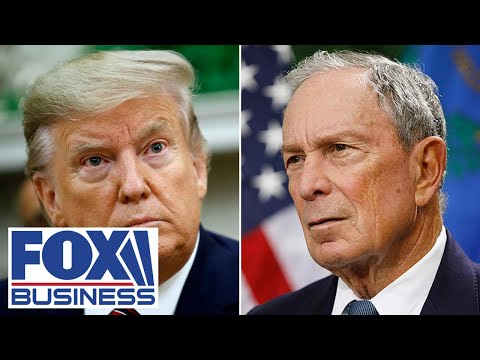 Trump bans Bloomberg News from 2020 campaign events