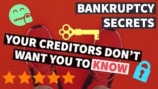 🔥16 Bankruptcy Secrets Your Creditors Don't Want You to Know.  bankruptcy attorney near me🔥