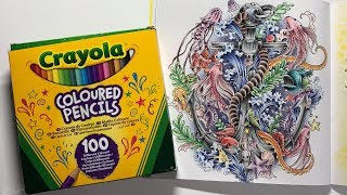 Crayola Challenge In Imagimorphia By Kerby Rosanes Pt. 4