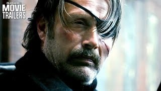 POLAR Trailer (Action Thriller 2019)   Mads Mikkelsen Netflix Film