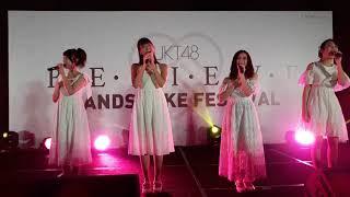 JKT48 Gen 1 - Anata ga Ite Kureta Kara [Mini Concert] @ HS Believe