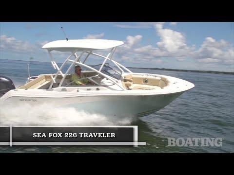 Sea Fox 226 Traveler video