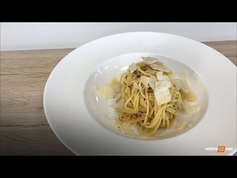 Spaghetti Carbonara | Miele Center Lightstyle