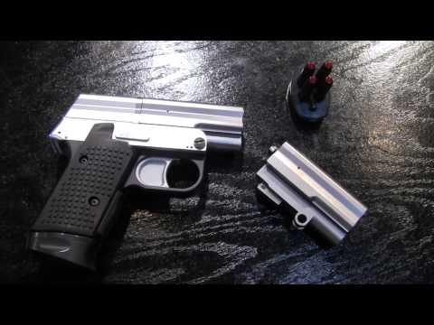 Reliant Four-Barrel Pistol