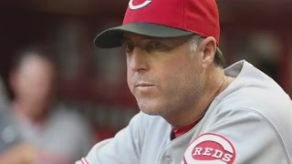 Reds manager apologizes for F-bomb rant