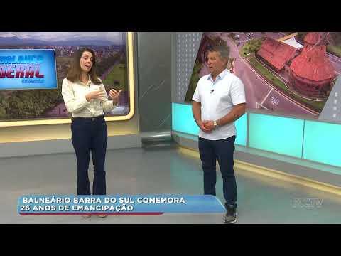 Balneário Barra do Sul comemora 26 anos de emancipação