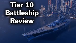 World Of Warships - T10 Battleship Review - Which Is Best?
