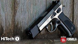 Средство для смазки и чистки оружия HiTech1 210 мл. от компании Мир Очистителей - видео