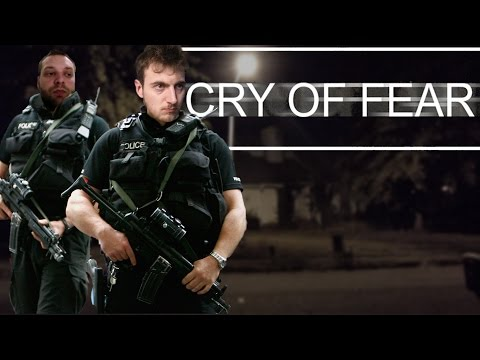 Cry of fear CZ : policejní feťáci coop Kolage