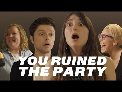 YOU RUINED THE PARTY - Full Series