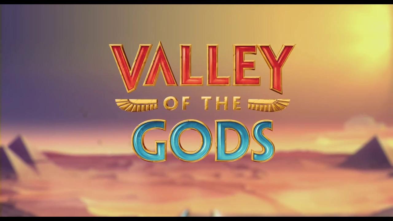 Valley of the Gods från Yggdrasil Gaming