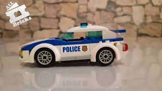 lego city police station 7498 build & review unboxing - TH-Clip
