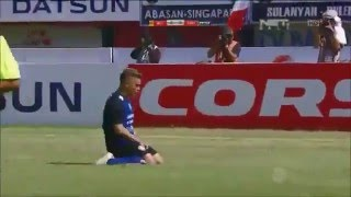 Highlights Bali United Vs Arema Cronus 13 Bali Island Cup 18 Februari 2016