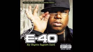 E-40 - Muscle Cars ft Keak Da Sneak & Turf Talk