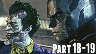 Batman Arkham Knight Walkthrough Gameplay Part 18-19 | Airships (PS4)