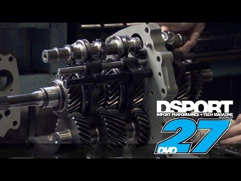 OS Giken Facility Tour | DSPORT DVD #27