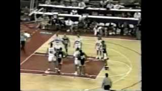 East Tennessee State Vs Arizona And Michigan In 1992 NCAA Tournament