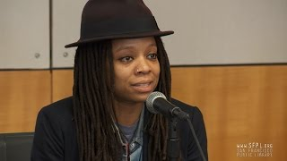 Black Matters Artist Talk at the San Francisco Public Library
