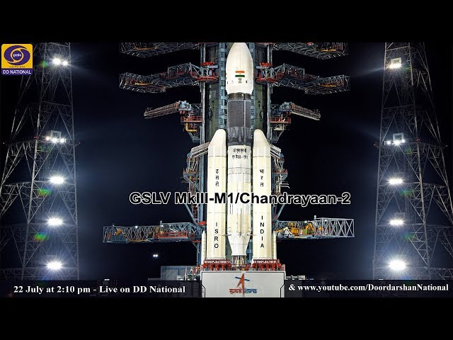 Chandrayaan-2 Launched Successfully This Time